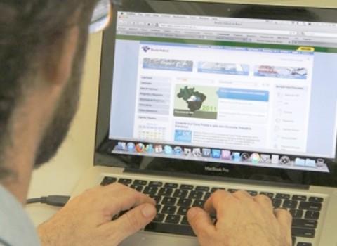 Contribuinte pode consultar regularidade fiscal no site da Receita Federal